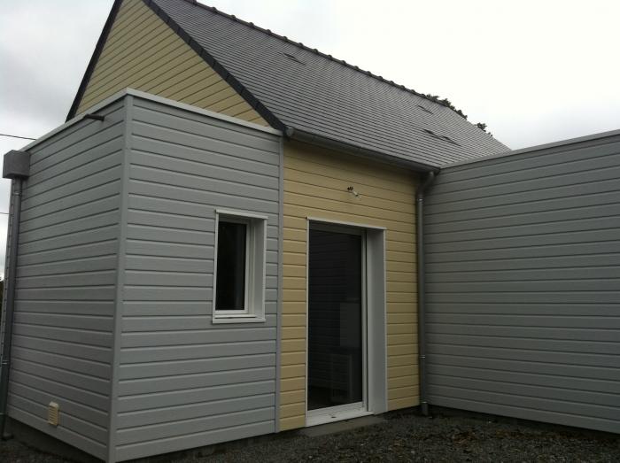 extension maison construction passion bois. Black Bedroom Furniture Sets. Home Design Ideas