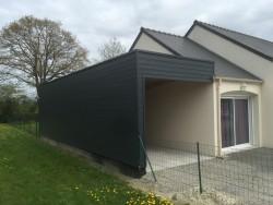 garages carports ateliers passion bois construction. Black Bedroom Furniture Sets. Home Design Ideas